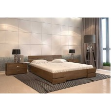Двоспальне ліжко Арбор Древ Далі 180х200 бук (AB180)