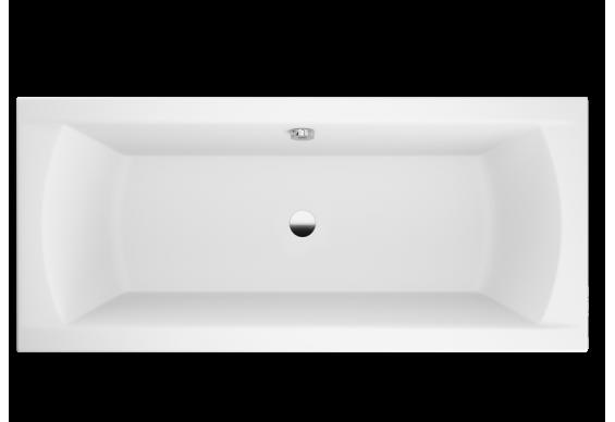 Ванна Polimat Ines 170x75 + ніжки (00710)