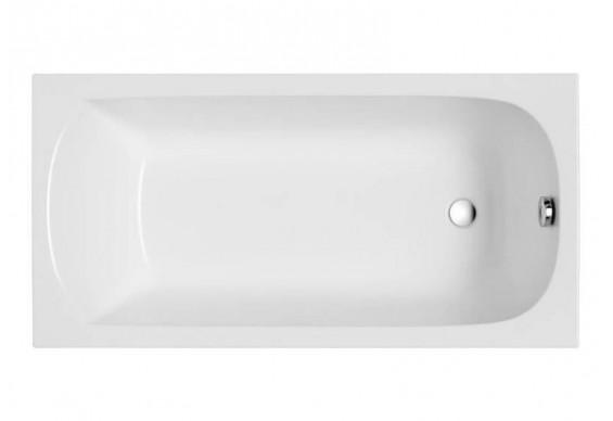 Ванна Polimat Classic Slim 120х70 + ніжки (00282)
