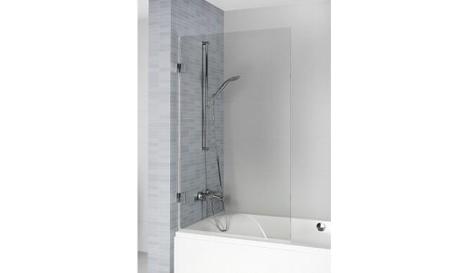 Шторка для ванни Riho SCANDIC Soft Q107 800x1500 мм, права (GQ0103202)