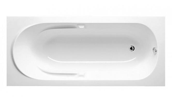 Ванна Riho Future пряма 170x75 см + ніжки (BC28)