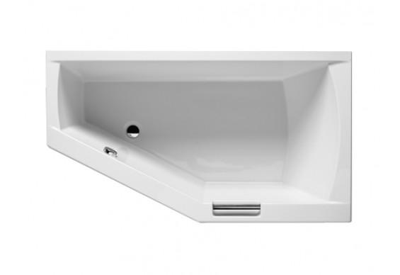 Ванна Riho Geta асиметрична 170x90 см, L (BA89)