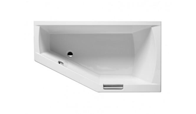 Ванна Riho Geta асиметрична 170x90 см, L + ніжки (BA89)