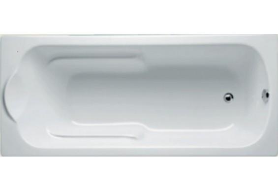 Ванна Riho Virgo пряма 170x75 см + ніжки (BZ07)