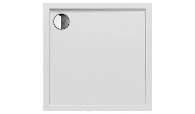 Душовий піддон NEW TRENDY NEW CANTARE 80x80x4,5 см (B-0420)