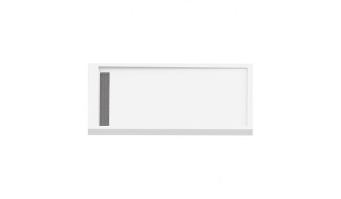 Душовий піддон NEW TRENDY ALTER 140x80x6 см (B-0268)
