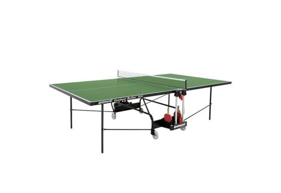 Тенісний стіл Donic Outdoor Roller 400/ Green (230294-G)