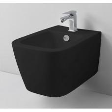 Підвісне біде ArtCeram A16, glossy black (ASB0010300)