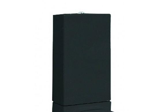 Умивальник на стільницю ArtСeram Azuley, glossy black (AZL0010300)