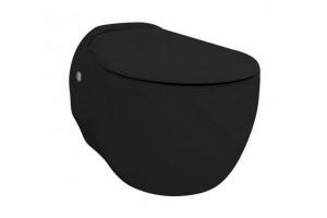 Підвісний унітаз ArtCeram Blend, glossy black (BLV0010300)