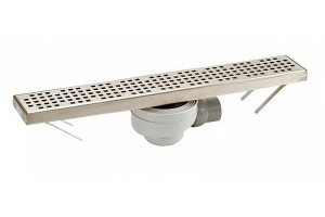 Трап для монтажу в підлогу Radaway Floorline 500x80 (CS50P)