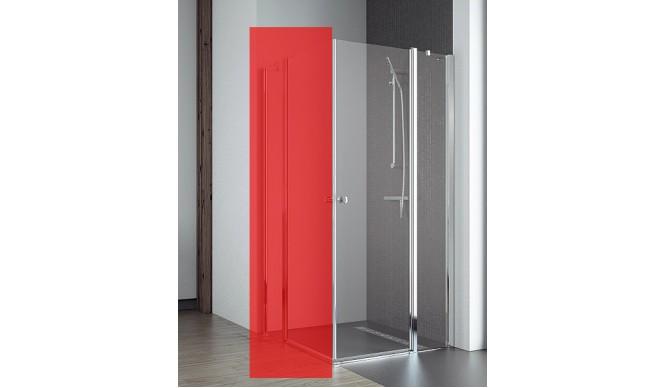 Права частина душової кабіни Radaway KDD 80, прозоре (3799460-01R)