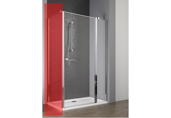 Двері для душової кабіни Radaway Eos II KDJ 100 праві, прозоре (3799422-01R)
