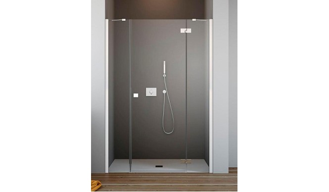 Душові двері в нішу Radaway Essenza New DWJS 110 праві (385030-01-01R)