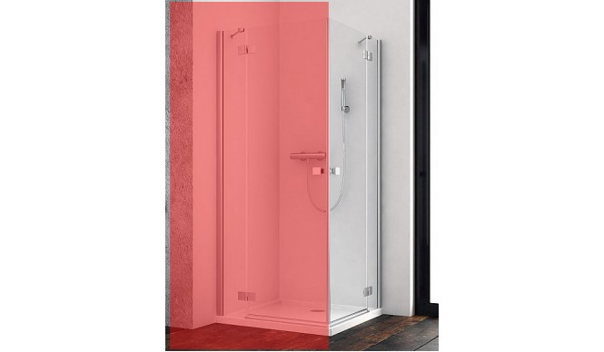 Права частина душової кабіни Radaway Essenza New KDD 100 (385062-01-01R)