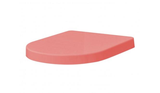 Сидіння soft-close з кришкою для унітазу ArtCeram File 2.0, red colar (FLA00214)