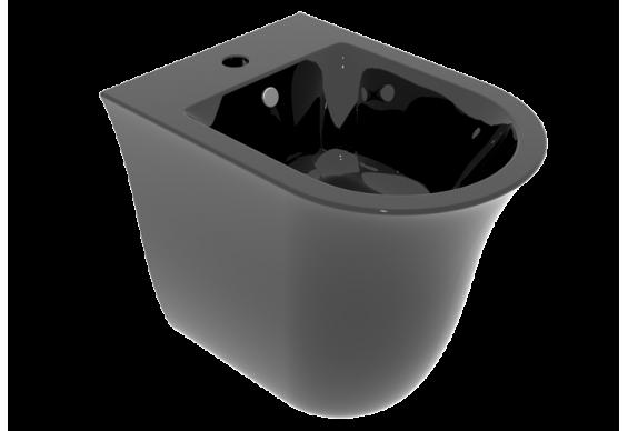 Підлогове біде GSG Flut glossy Black (FLBI01002)
