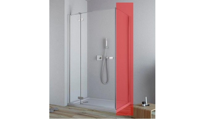 Двері для душової кабіни Radaway Fuenta New KDJ 110 ліві (384041-01-01L)