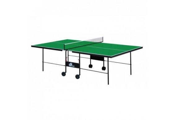 Стіл для настільного тенісу GSI-sport Compact Strong 274x152,5x76 см Green