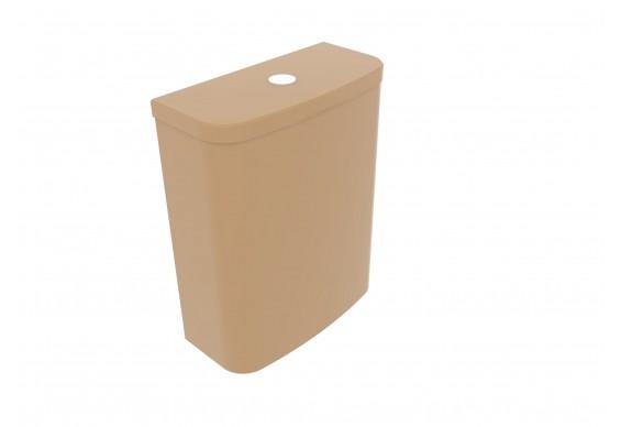 Бачок для унітазу GSG LIKE 69, 36x17xh46,5 см matt Chestnut (LKCIMBL017)