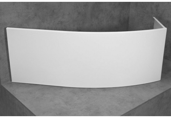 Панель до ванни Excellent Magnus асемитрична 160х55 см ліва, біла (OBEX.MGL16)