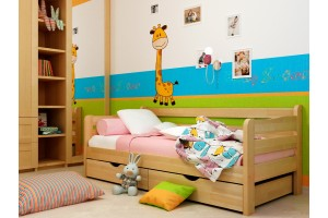 Дитяче ліжко НеоМеблі Соня 2 80х200 (NM13/200)