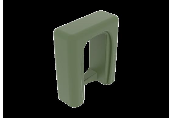 Панель для біде GSG TOUCH 41x16 Olive (TOCOBI003)