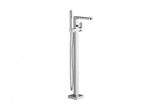 Змішувач для ванни, підлоговий Ravak Chrome CR 080.00 (X070101)