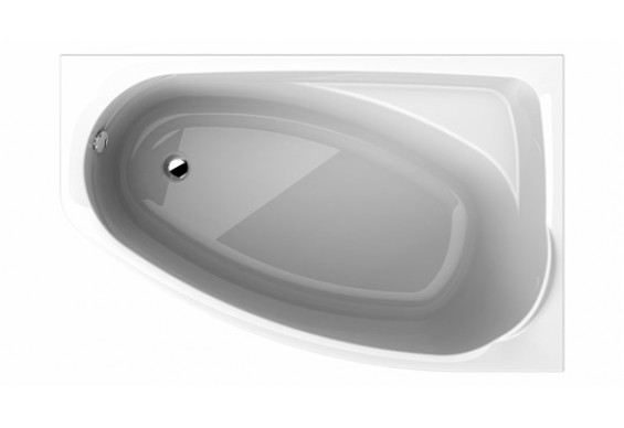 Ванна асиметрична Kolo Mystery 140x90 см, права (XWA3740000)