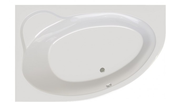 Ванна Ravak Asymmetric II 150x100 L (CB31000000)