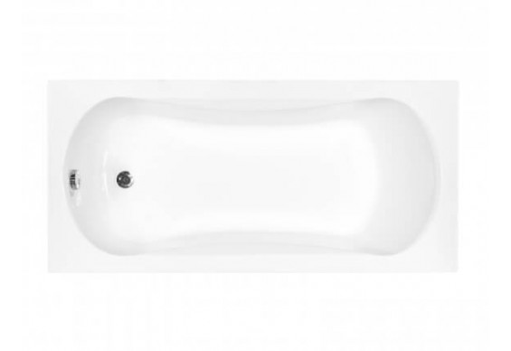 Акрилова ванна Besco Aria 130x70, пряма (WAA-130-PA)