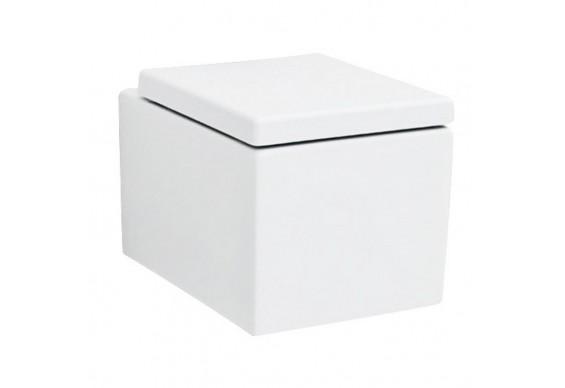 Підвісний унітаз ArtCeram Block, white (BKV0010100)