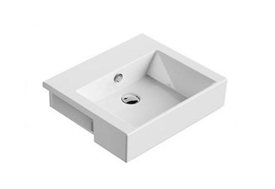 Напів-врізний умивальник Catalano Premium 55|S (1LSVP00)