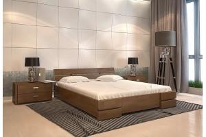 Двоспальне ліжко Арбор Древ Далі 140х190 бук (AB140.2)