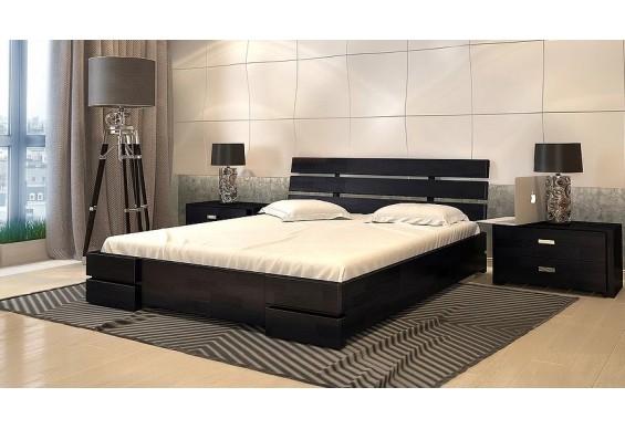 Двоспальне ліжко Арбор Древ Далі Люкс 160х190 бук (CB160.2)