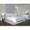 Двоспальне ліжко Арбор Древ Доміно з підйомним механізмом 160х200 бук (MP160)