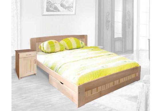 Двоспальне ліжко Берест Кароліна 140х200 (BR82)