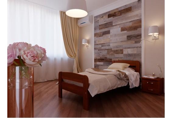 Односпальне ліжко НеоМеблі Октавія С2 120х190/200 (NM9/200)