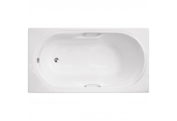 Ванна Polimat Lux 140x75 + ніжки (00340)