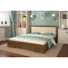 Односпальне ліжко Арбор Древ Регіна 120х200 сосна (DS120)