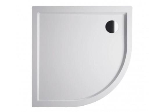 Душовий піддон Riho Zurich 278 800х800, білий (DA86)