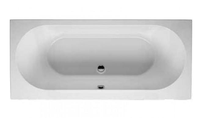 Ванна Riho Carolina пряма 180x80 см + ніжки (BB54)