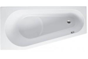 Ванна Riho Delta асиметрична 150x80 см, R + ніжки (BB80)