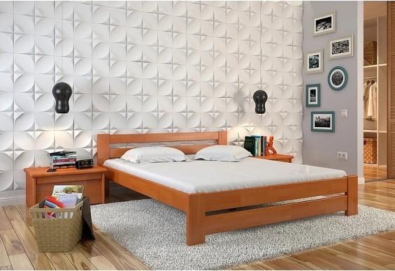 Односпальне ліжко Арбор Древ Симфонія 120х200 бук (SB120)