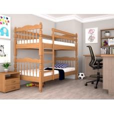 Двоярусне ліжко ТИС Трансформер 2 90x200 дуб (TS12)
