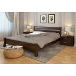 Односпальне ліжко Арбор Древ Венеція 120х190 сосна (VS120.2)
