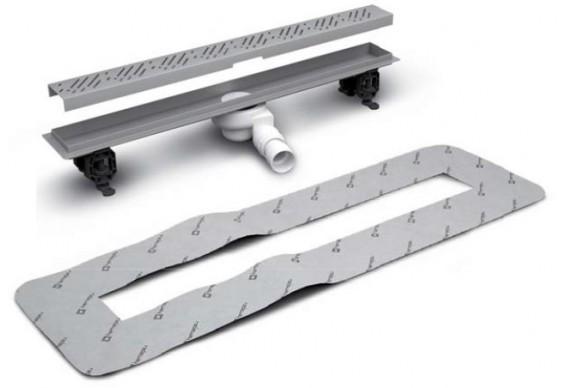 Лінійний трап Radaway, для укладання плиткою від 8 до 12мм, 1050мм (5L105A)