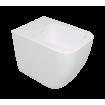 Підлогове біде GSG BRIO 52,5 см white matt (BRBI01001)