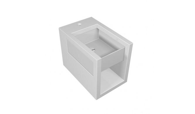 Підлогове біде GSG BOX 53 см white glossy (BXBI01000)