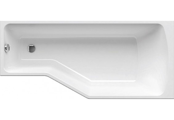 Ванна Ravak BeHappy 160 x 75 L (C131000000)